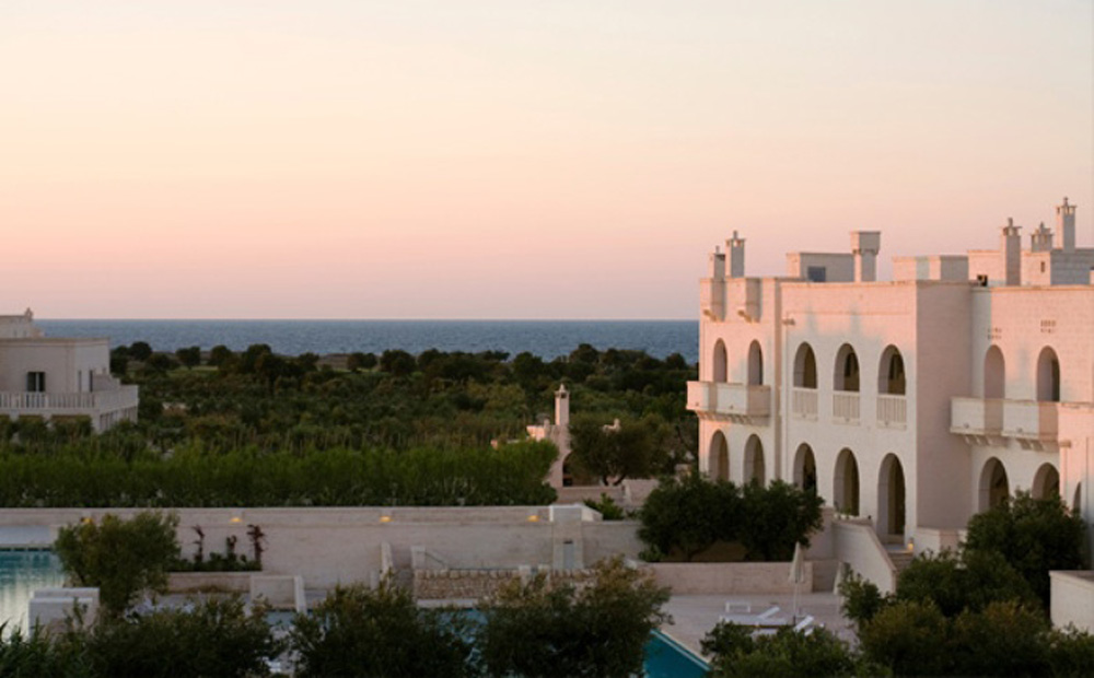 In Puglia il nuovo rifugio del corpo e della mente:la VAIR spa
