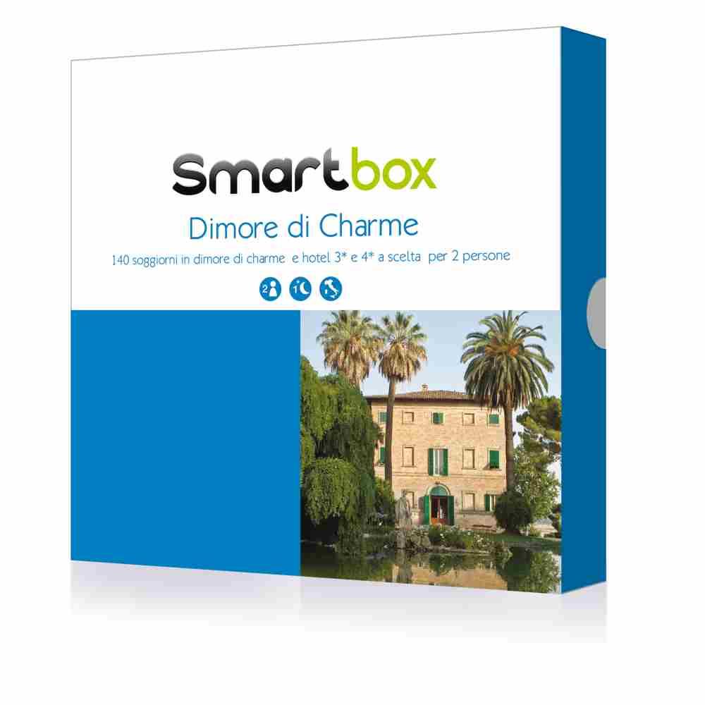 """Smartbox """"Dimore di Charme"""" tra le mete più in e chic"""