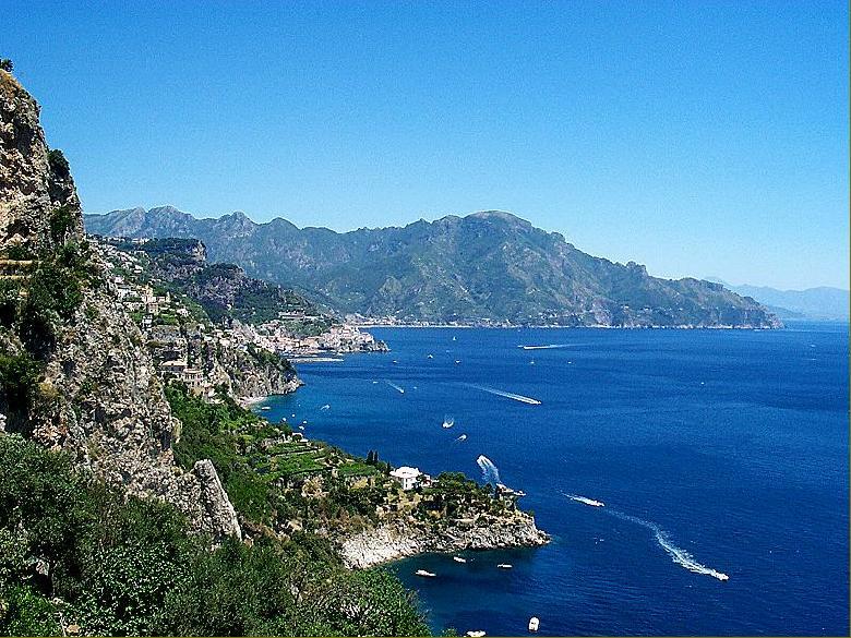 Vacanze Benessere in Costiera Amalfitana