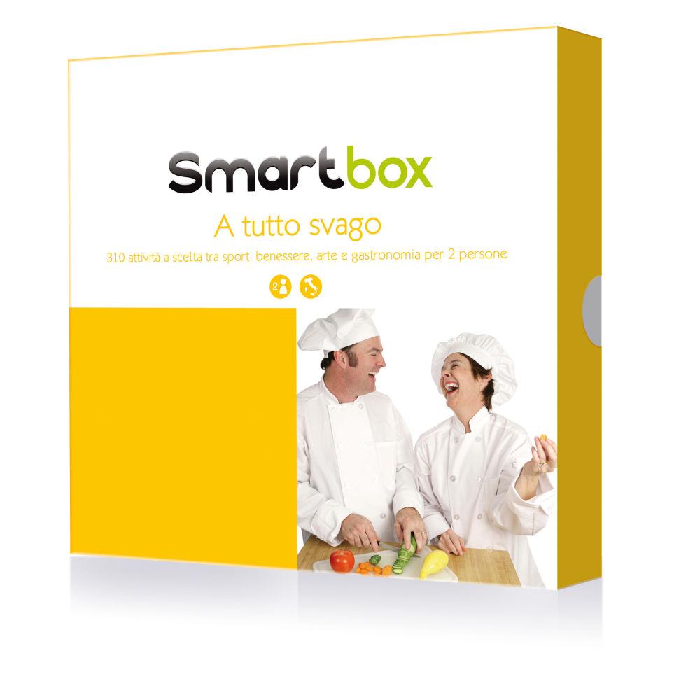 La giornata perfetta con Smartbox