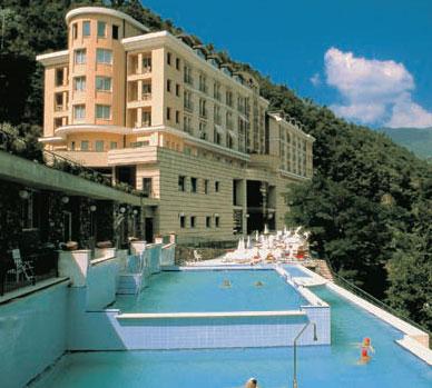 Terme di Pigna: l'unico istituto termale della Liguria