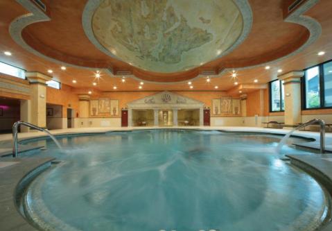 Terme della Valpolicella di Villa Quaranta Park Hotel Spa: luogo ideale per ritrovare vigore fisico, equilibrio ed entusiasmo