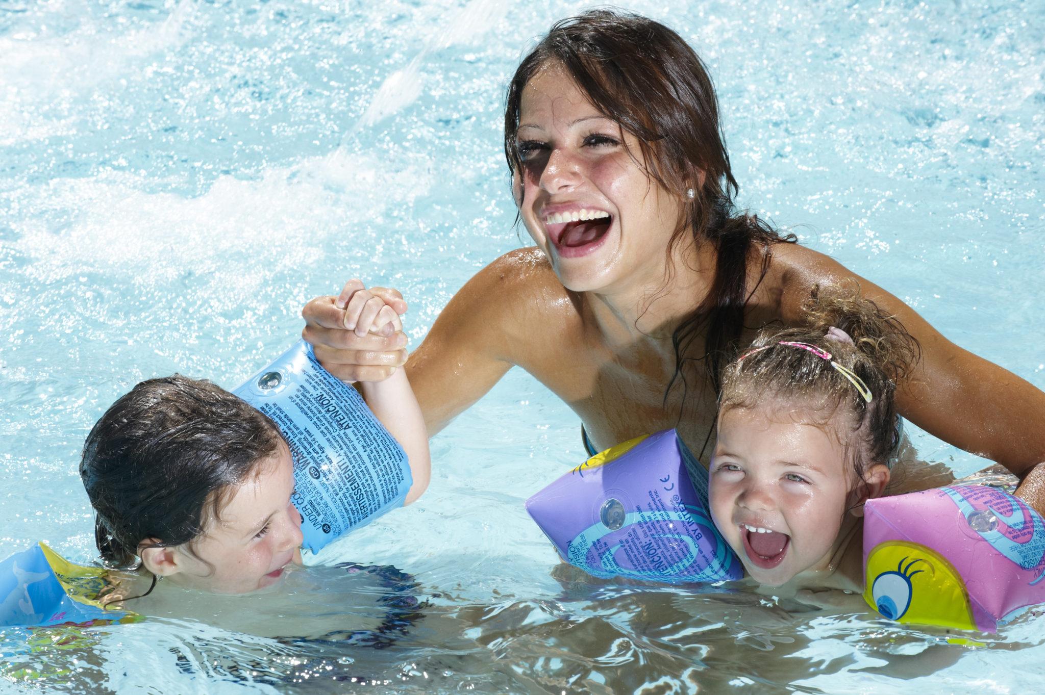 Le terme su misura per bambini: in vacanza per l'Italia