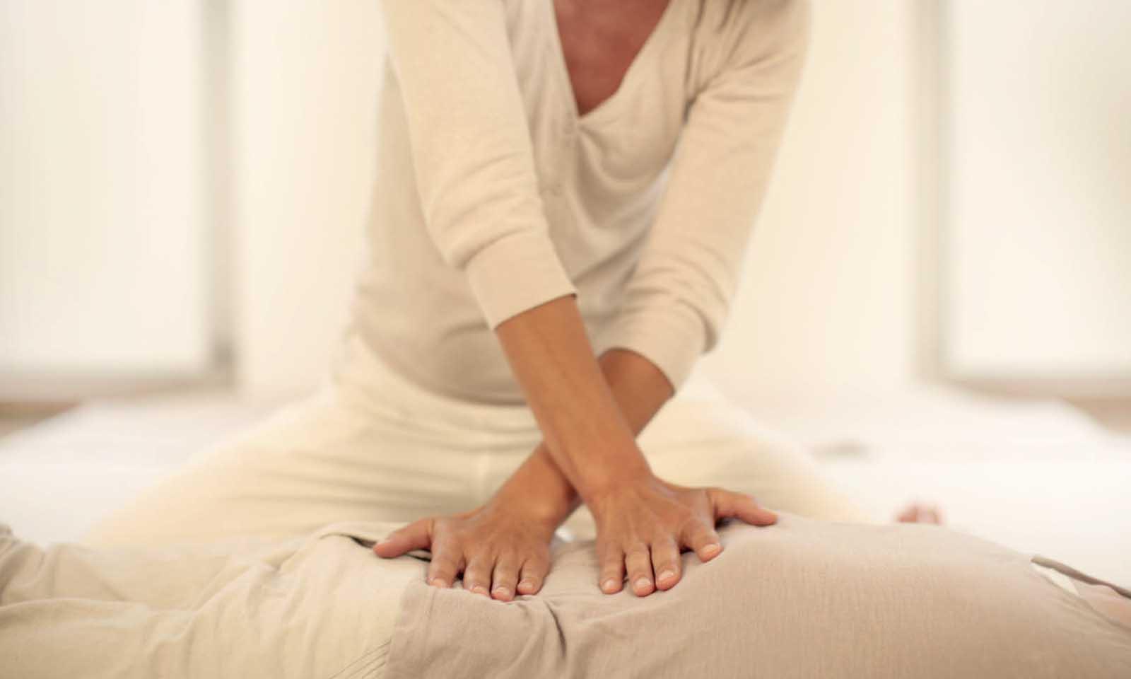 Massaggio shiatsu: a chi è indicato e benefici