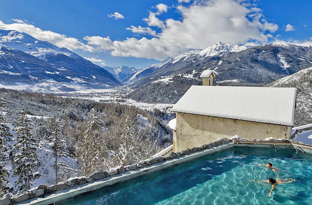 Scegli tra le migliori Terme in Lombardia e trascorri il tuo tempo in pieno relax